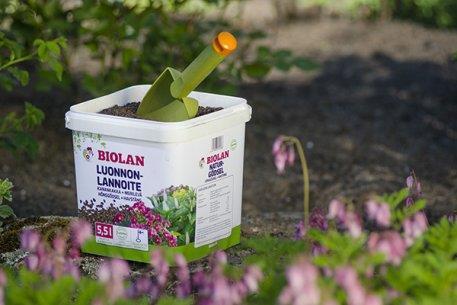 Biolan luonnonlannoite 5,5L