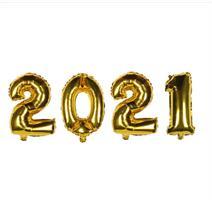 2021 Folie Ballong - Gullfarget
