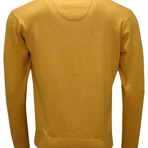 V -neck 1670  Mustard S