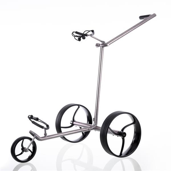 GALAXY Titan Elektrisk golftralle