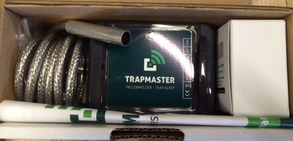 Trapmaster Fellevarsler