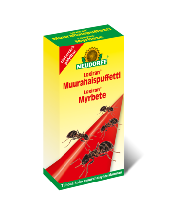 Neudorf Muurahaispuffetti