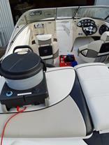 Båtvård - på plats