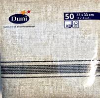 Serviett Duni - Coccina Black