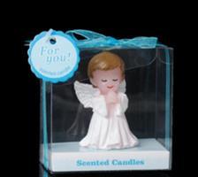 Duftlys Baby Engel - Gutt