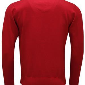 V -neck 1670 Red M