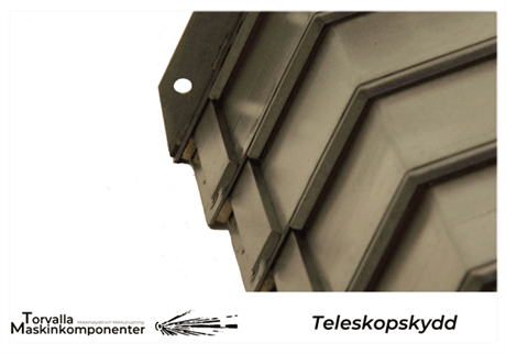 Teleskopskydd