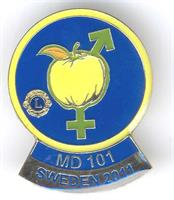 Convention pin 2011