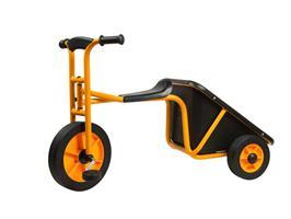 Rabo trehjulig transportcykel m. trampor