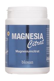 Magnesia Citrat 160 tabl.