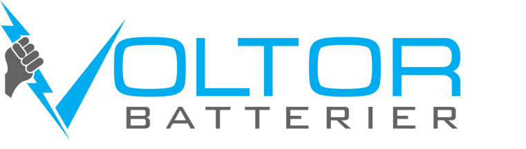 Voltor batterier