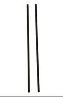 WS FCF-Back-K (Black) Backing strip