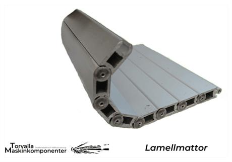 Lamellmattor