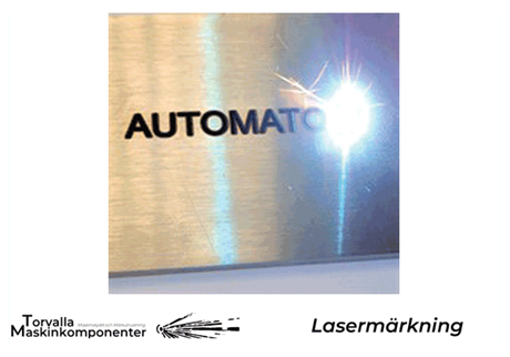 Lasermärkning
