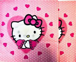 20 stk Serviett - Hello Kitty