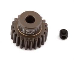 FT Aluminum Pinion Gear, 22T 48P