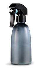 Sprayflaska Bottle 360 Grå