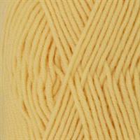 Merino Extra fine -0024 Lys gul, 50 gr