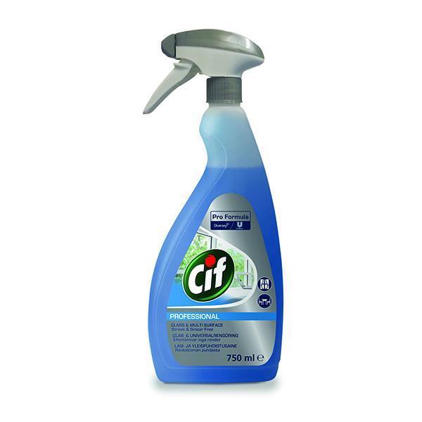 Cif Professional lasipintojen puhdistusaine 750ml