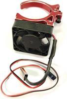 RC Car Motor Cooling Fan 1/8 Röd