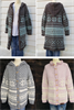 Mønster Snøhetta lang jakke og kåpe