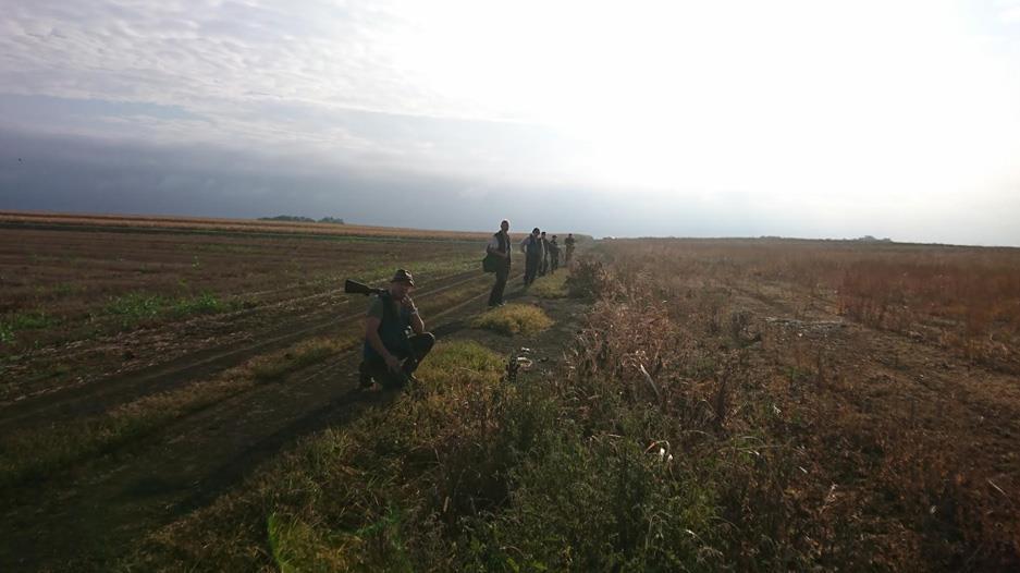 Metsästysmatka Serbiaan