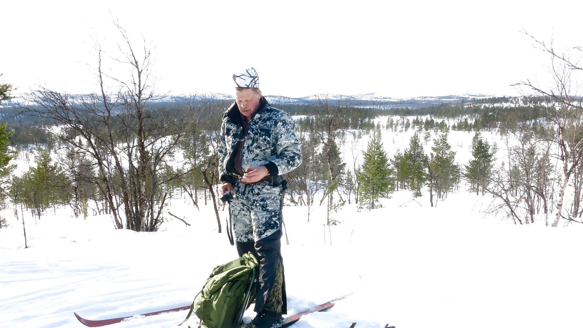 Metsästysmatkat Ruotsi kevät