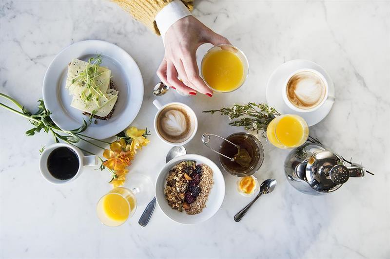 Frukost på Circular center 24 september