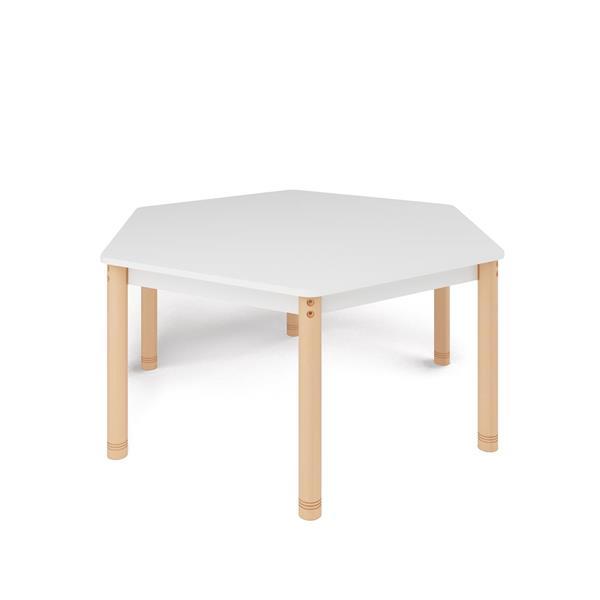 Nicki lekbord sexkantigt