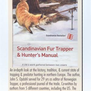 Scandinavian Fur Trapper & Hunters Manual