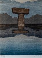 Blå Parken Thoreaumonumentet