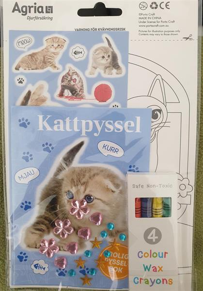 Kattpyssel