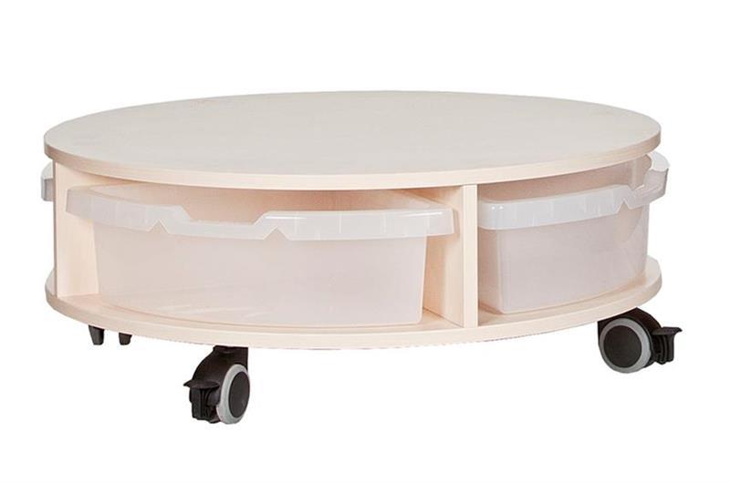 Åsen - Lekbord 4B Ø85cm H32cm