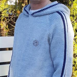 Mønster Baggio genser og jakke til voksne