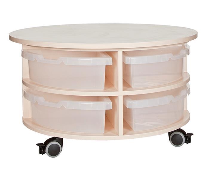 Åsen - Lekbord 8B Ø85cm H53cm