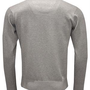 V -neck 1670 M L Grey M