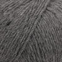 Puna - NATURAL 0005 Mørk grå MIX 50 gr