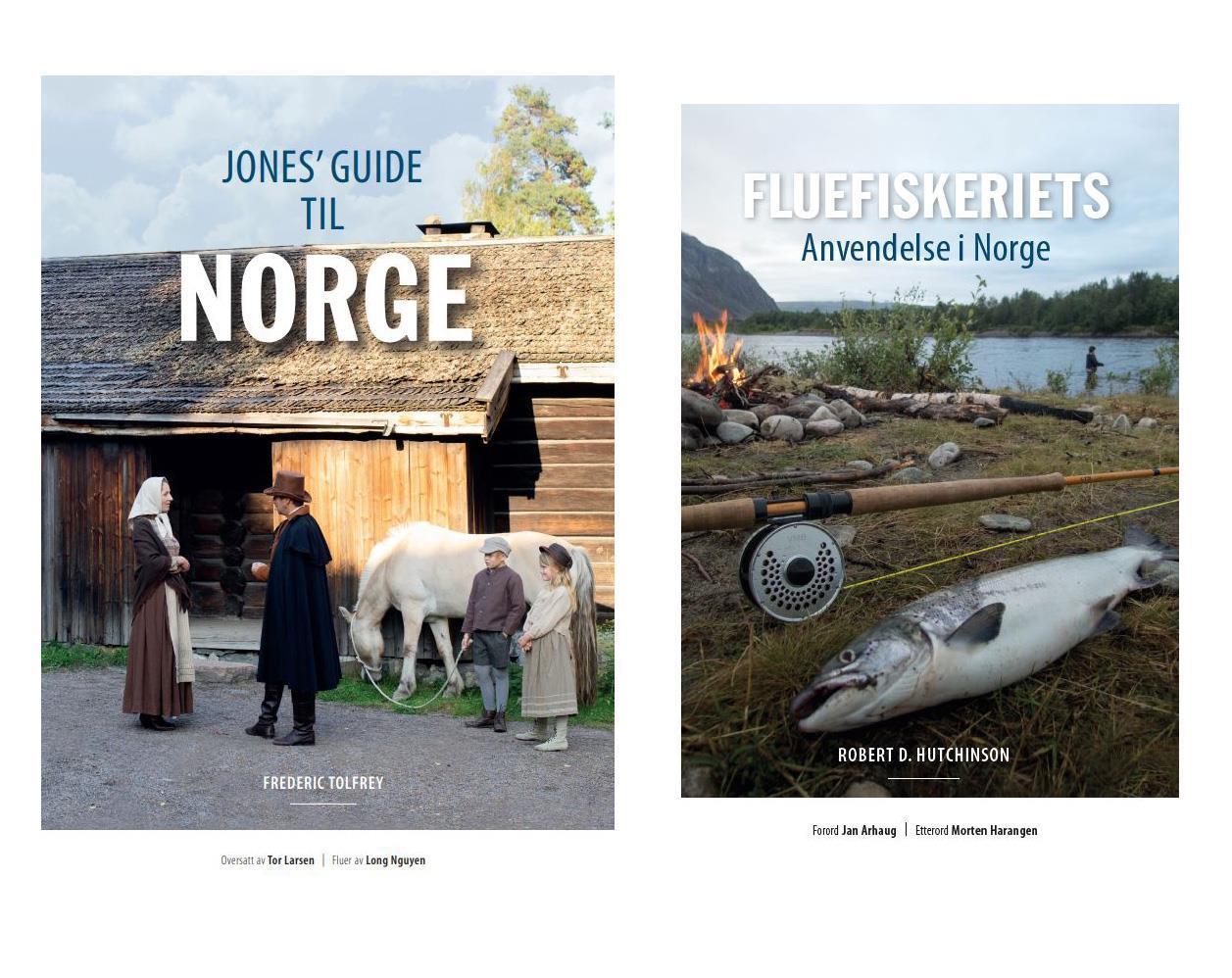 Jones' guide til Norge og fluefiskeriet