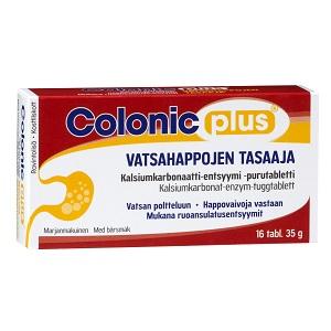 Colonic Plus Magsyrahämmare 16t