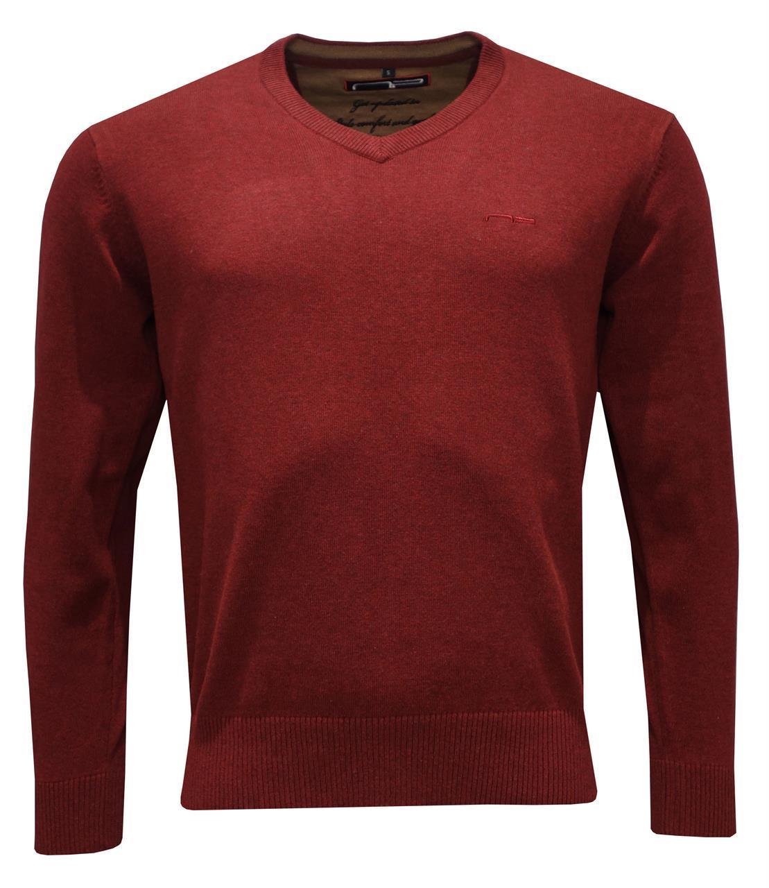 V -neck 1670 M D Red S