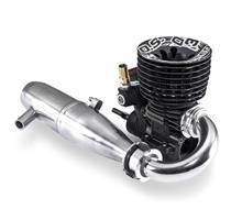 O.S. SPEED - B2103 Type-R Nitro Engine .21OR-kombo