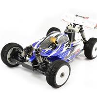 HOBAO -Hyper VS 1:8 RTR Buggy 21 3-P Motor - blå