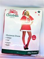 Julens Nissedame - Kostyme