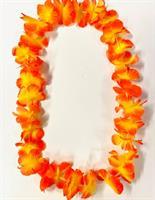Hawaii Krans Oransje og gul farge