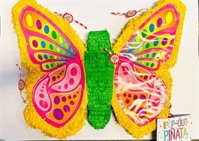 Piñata Sommerfugle