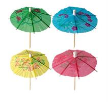 Partypicks paraply 12 stk