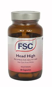 Head High amin.hårtil. 60 kap.FSC
