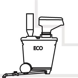 EV OUT 200 ECO istuintasoasennus