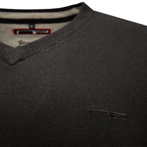 V -neck 1670 Black S