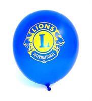 D37 - Ballonger blå